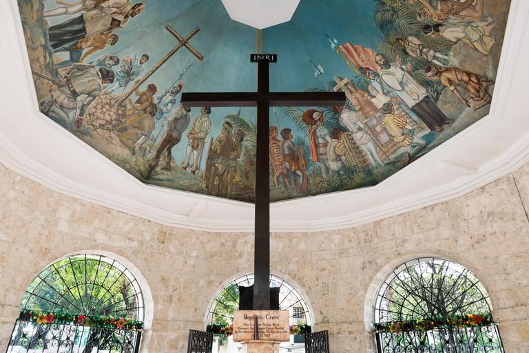 Magellan's Cross, Cebu City, the Philippines