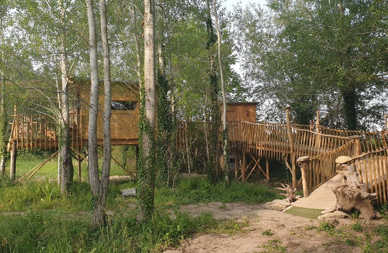 La Cabane Perchee