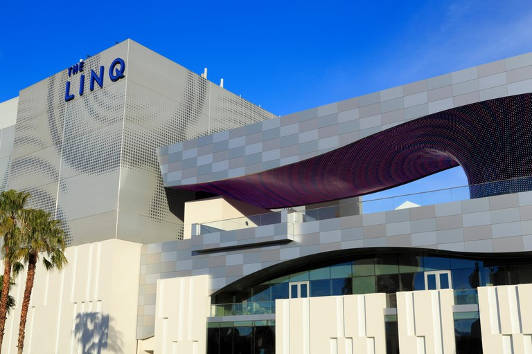 The LINQ Hotel & Casino, Las Vegas, Nevada, USA