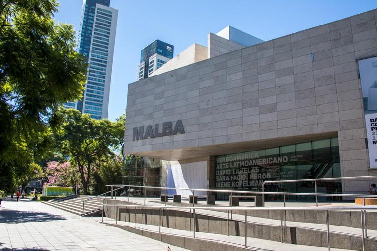 MALBA, Museo de Arte Latinoamericano de Buenos Aires, Modern Latin Art Museum, Buenos Aires, Argentina
