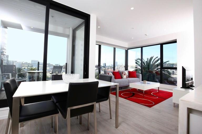 Modern apartment near Ponsonby