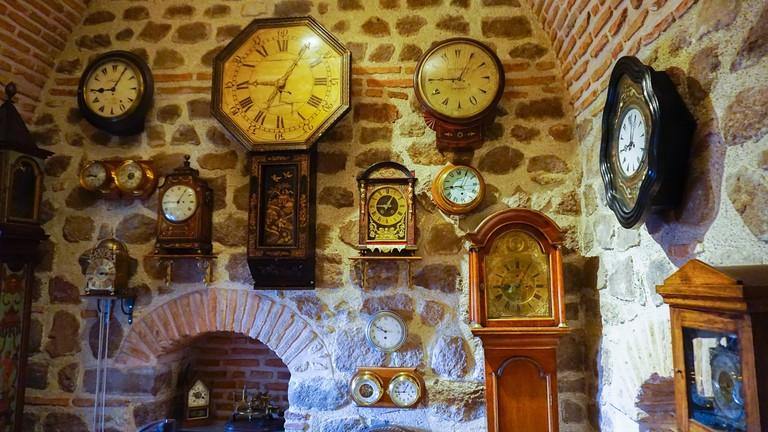 Old clocks Rahmi M. Koc Museum, Ankara