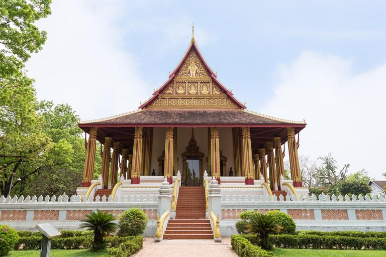 PT1BNN Wat Haw Phra Kaew (Haw Pha Kaew, Hor Pha Keo, Ho Prakeo) is a former temple in Vientiane, Laos, first built in 1565.