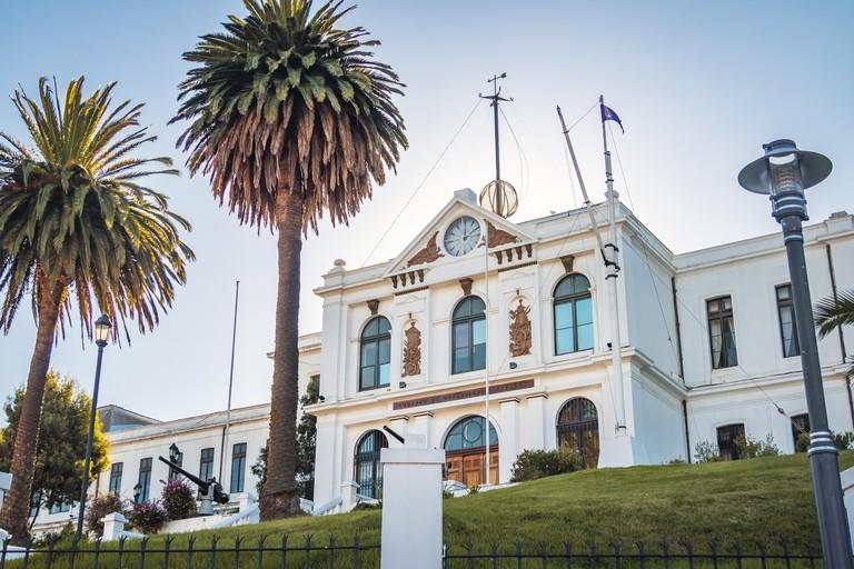 Navy Museum (Museo Maritimo Nacional) - Valparaiso, Chile