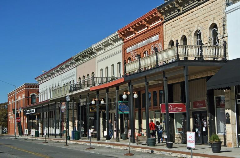 town square grandbury texas