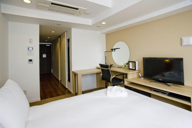 Residential Hotel B-CONTE Asakusa