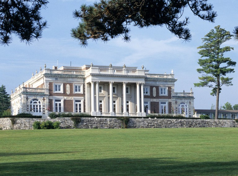 "Beauty farm ""Canyon Ranch"", Lenox, Berkshire Hills, Massachusetts, USA, United States of America"