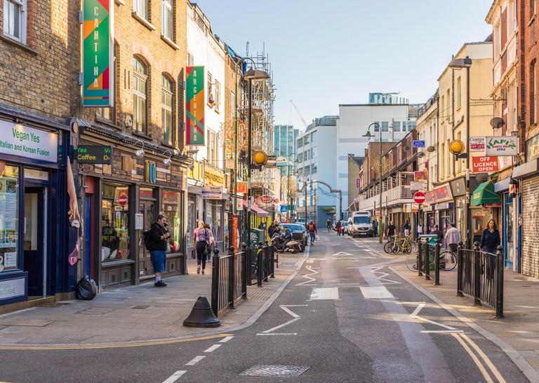 Brick Lane, London, England, United Kingdom, Europe