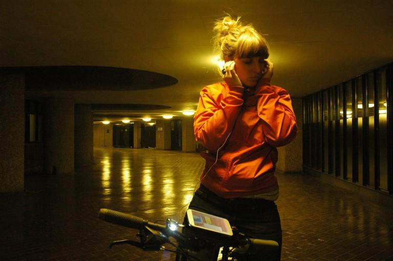 Rider Spoke_Brighton Festival 2021_credit Blast Theory