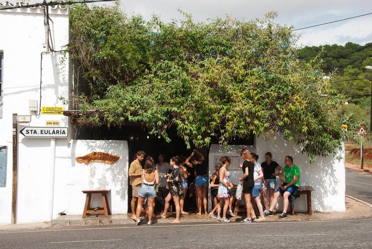 Anitas Bar San Carlos Ibiza