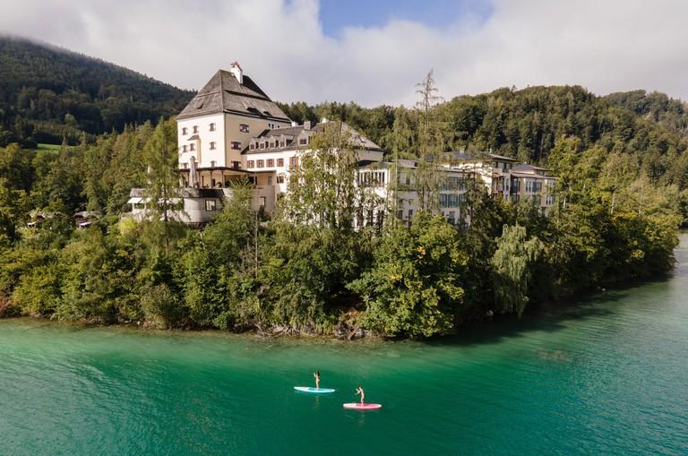 Schloss Fuschl, Austria_5068bee1