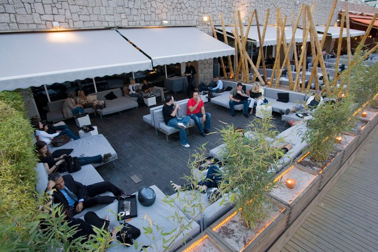 Shoko Restaurant and Lounge Club, Passeig de la Barceloneta, Barcelona, Spain