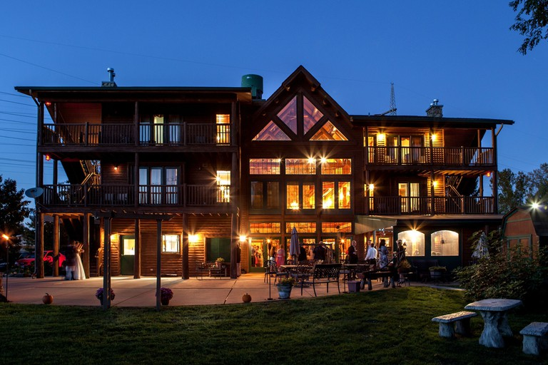 The Lodge at Grant's Trail