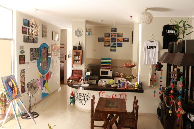 Tierras Viajeras Hostel Cultural