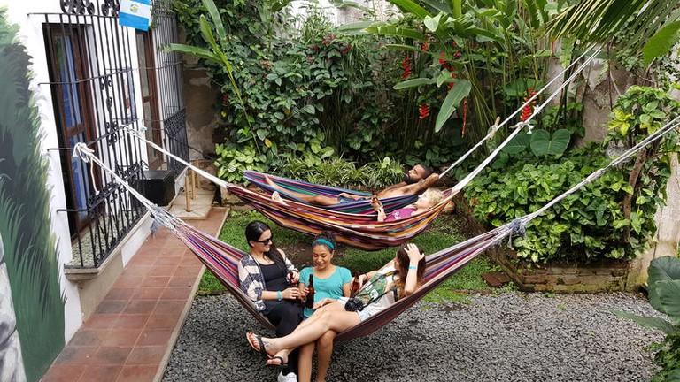 Tropicana Hostel, Antigua