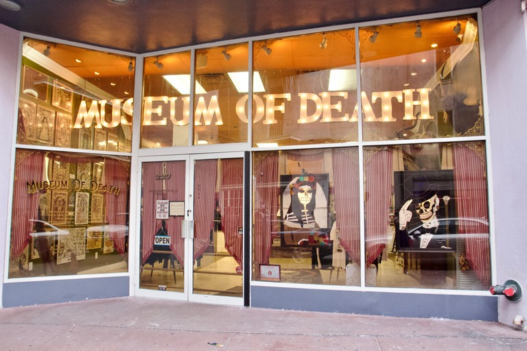 Museum of Death in New Orleans, Louisiana