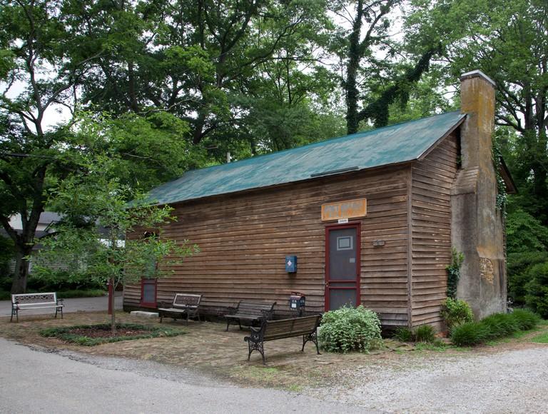 Post office, Mooresville, Alabama