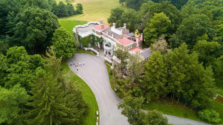 Home of Franklin D. Roosevelt National Historic Site, Hyde Park, NY, USA