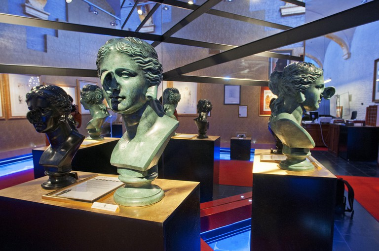 October 2019 and May 2020 - MUSEUM and GALLERY XPO SALVADOR DALI on Bruges, Belgium. In the Cloth Halls, you can admire a fantastic collection of world-famous graphics and statues by the great artist Salvador Dali. They are all authentic works of art that