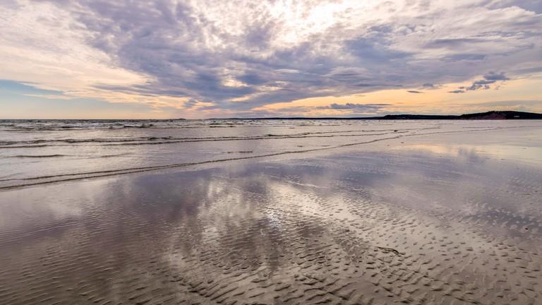 Clam Harbour Beach, Nova Scotia, Canada