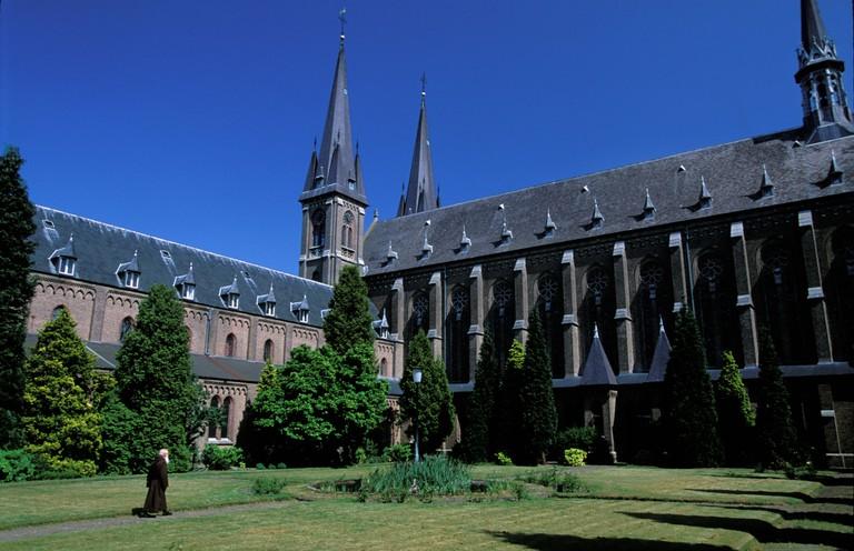 Berkel Enschot brewery of abbey de Koningshoeven