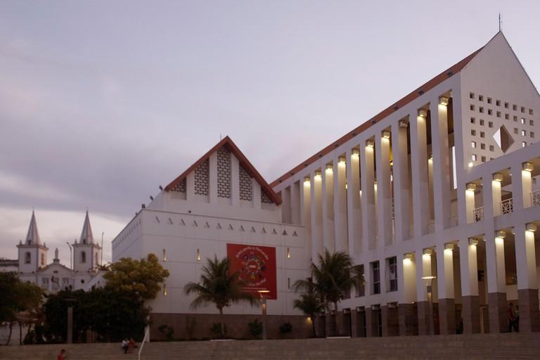 Dragao do Mar Art and Cultural centre Fortaleza Ceara Brazil South America