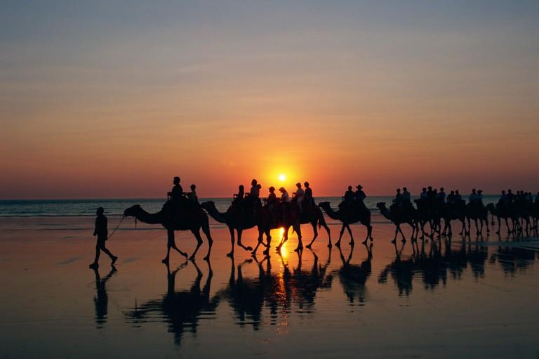 Cable Beach, Broome, Kimberley, Western Australia, Australia, Pacific