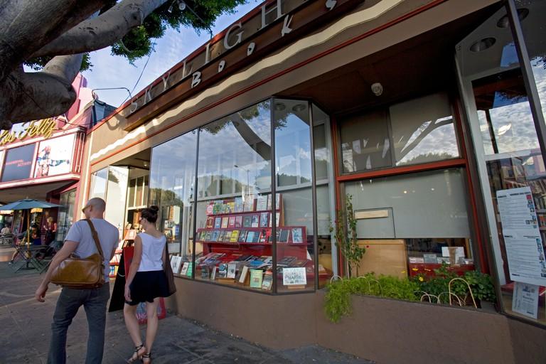 Skylight Books Vermont Ave, Los Feliz, Los Angeles, California, USA