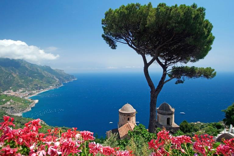 Ravello, Campani, amalfi, coast, Italy