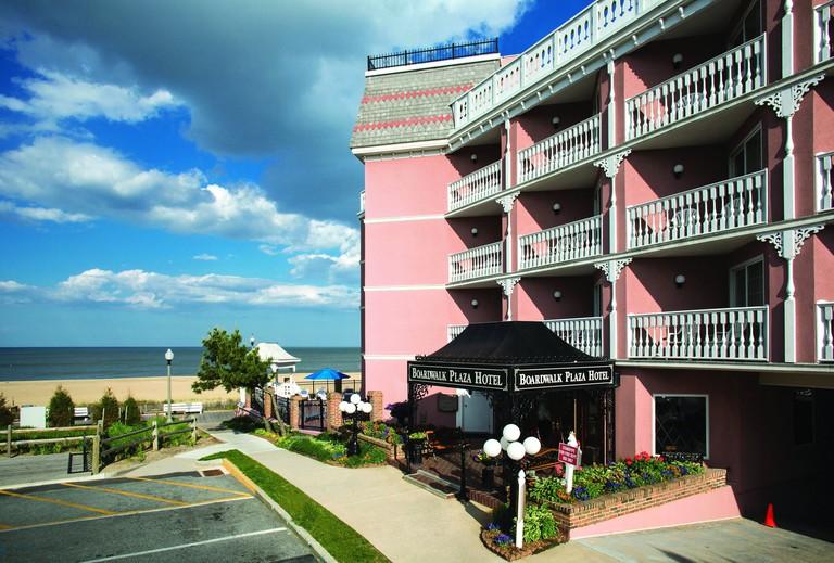 Boardwalk Plaza Hotel_86e15716