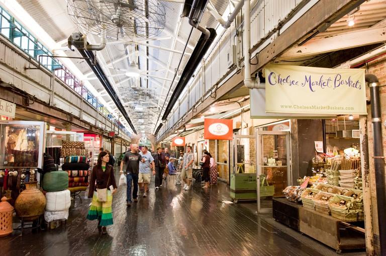Chelsea Market, New York City, USA