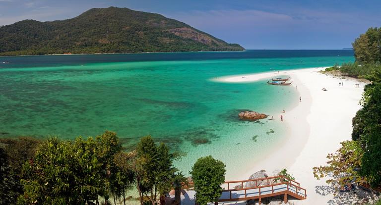 Sunrise Beach, Ko Lipe, Thailand