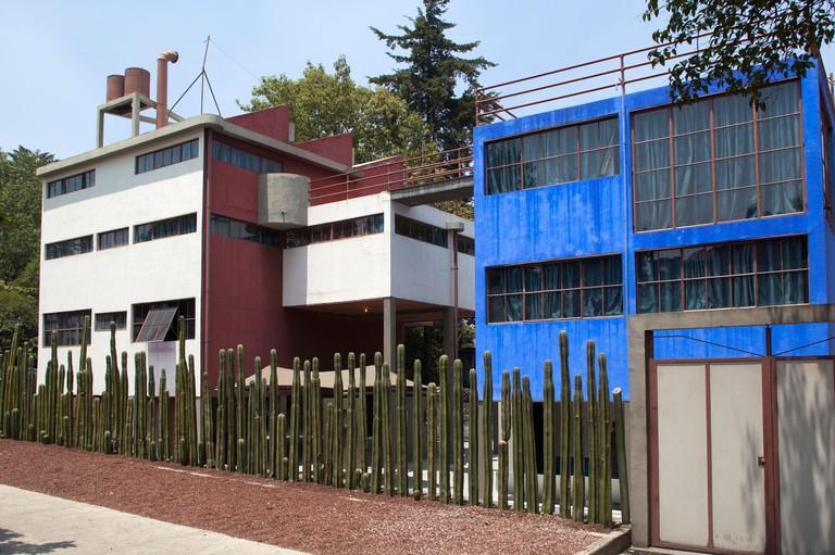 Museo Casa Estudio Diego Rivera y Frida Kahlo  - Mexico City