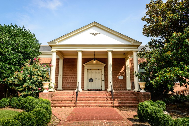 Charles Town Library & Jefferson County Museum, 200 East Washington Street, Charles Town, West Virginia_EGP8P0