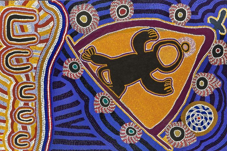 /Australia, South Australia, Adelaide, South Australian Museum, famous for his collection of anthropological aboriginal pieces