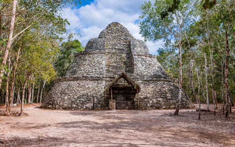 Coba, Mayan Ruins, Mexico_2DCD2KK