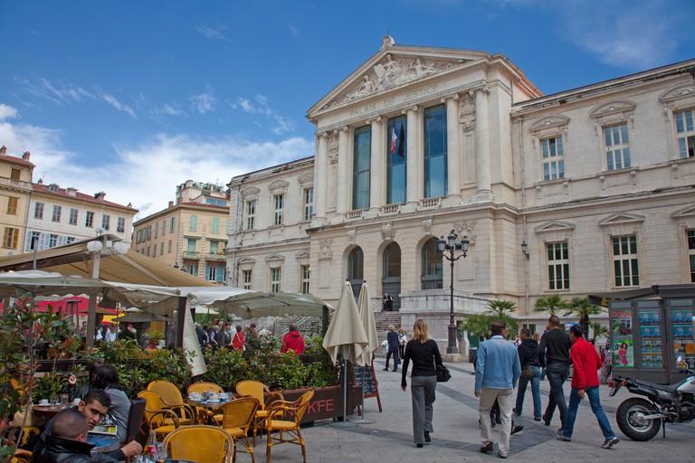 Palace of Justice, Nice