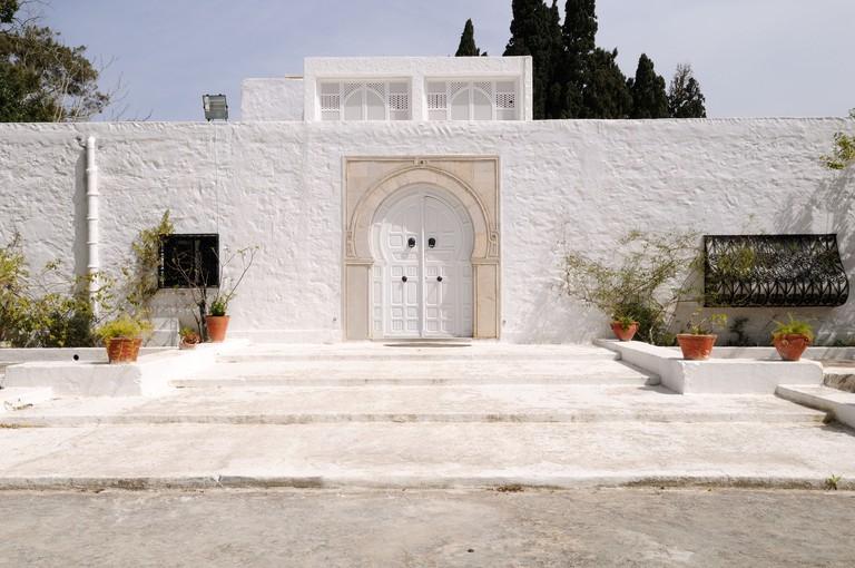 Villa Sebastian Culture Centre Hammamet Tunisia