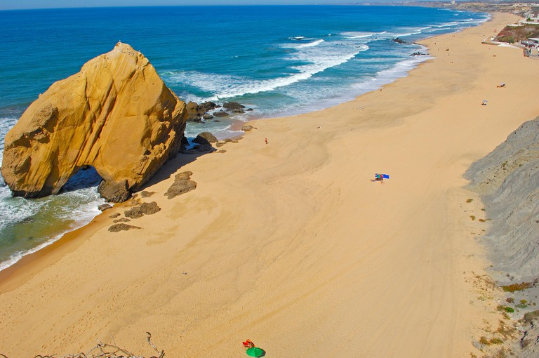 Santacruz, Praia formosa, Torres Vedras, Portugal, Europe.