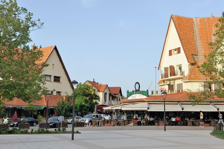 Ifrane, Middle Atlas, Morocco, North Africa