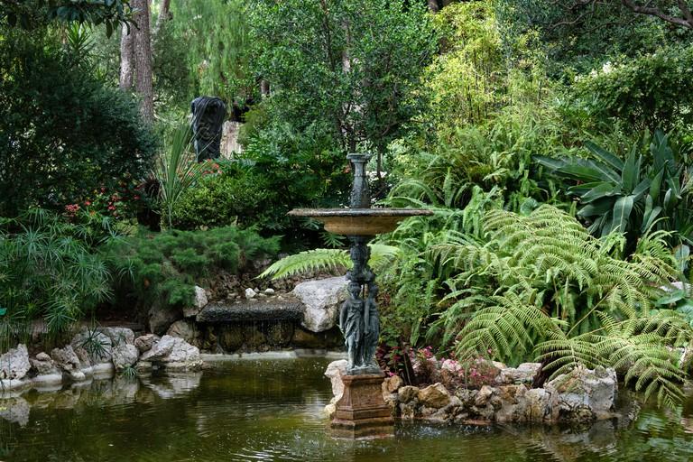 Jardins Saint-Martin in Monaco-Ville