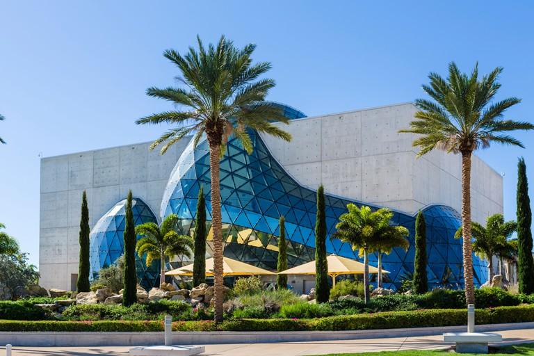 The Dali Museum, St Petersburg, Florida, USA