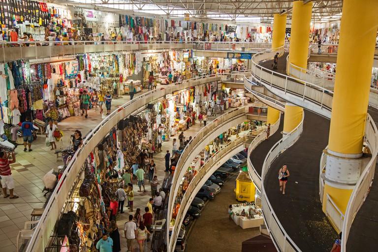Mercado Central, Fortaleza, Brazil.