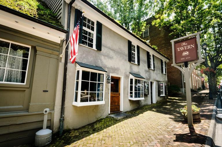 The Tavern, 222 East Main Street, Abingdon, Virginia