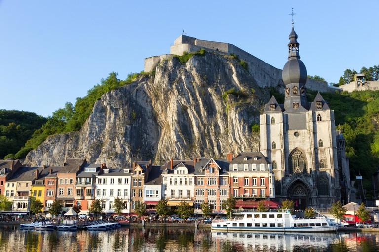 City of Dinant, Belgium