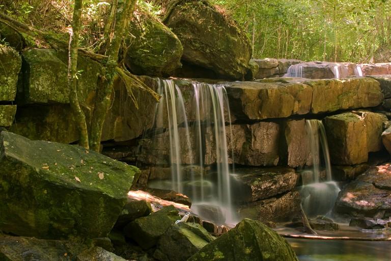 Tranh stream waterfall, Phu Quoc iland, Vietnam, Asia