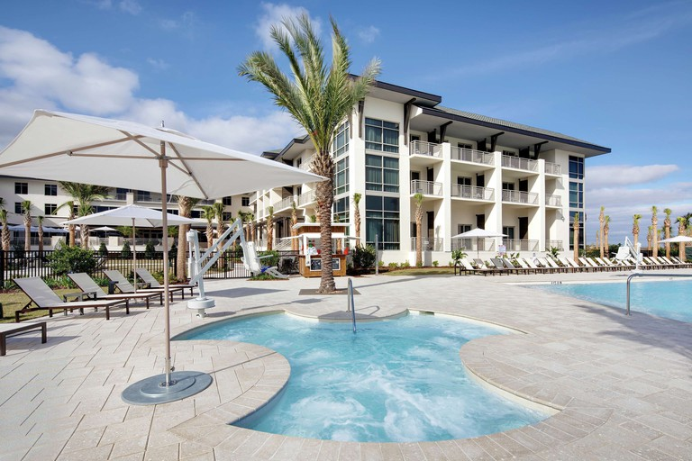 Embassy Suites By Hilton St Augustine Beach-Oceanfront Resort