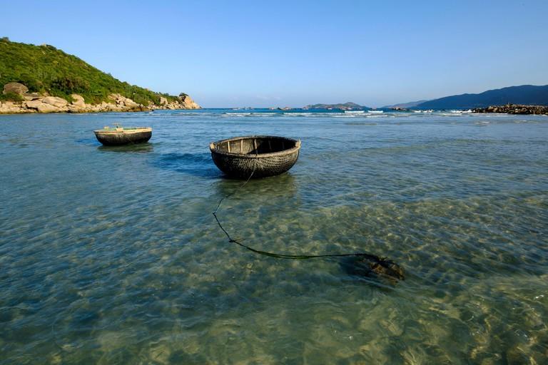 Vietnam, Ninh Thuan province, near Phan Rang, Nui Chua National Park, Binh Tien beach