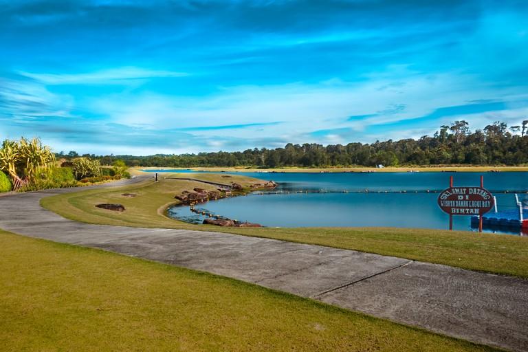 Lagoi lake bintan island