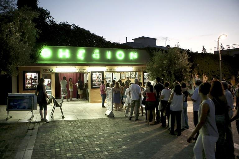 GREECE-FILM-LIFESTYLE